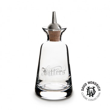 Finewell™ Bitters Bottle Gothic Style