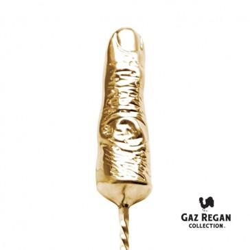 Gaz Regan Negroni Finger Stirrer