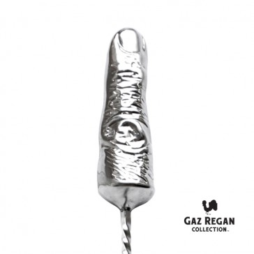 Gaz Regan Negroni Finger Stirrer