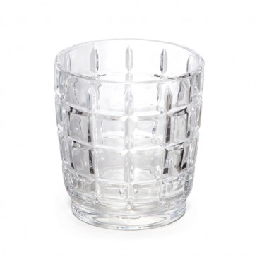 Kiruto™ Stackable Double Rocks Glass