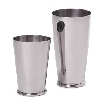 Set of Two Leopold™ Weighted Shaking Tins