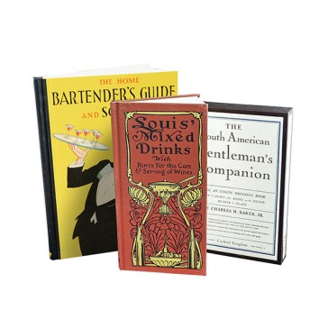 Cocktail Kingdom® Collector's Book Bundle