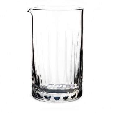 Large Seamless Paddle Mixing Glass