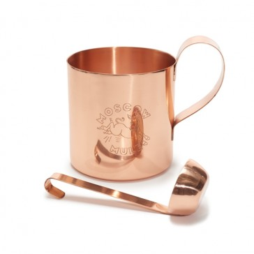 Moscow Mule Punch Set