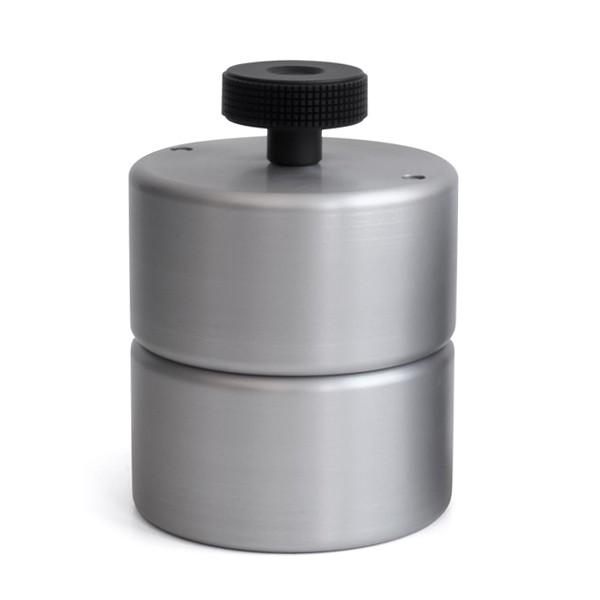 427d605d462 70mm Ice Ball Maker - Silver Finish
