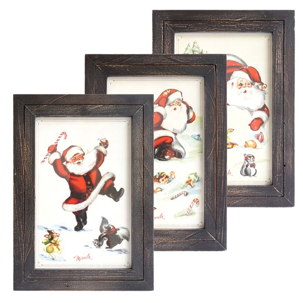 Miracle® Posters with Frames - 11in by 17in / 3 Pack