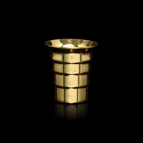 Gold Plated Bar Tools & Sets | Shakers, Cups, Spoons + More